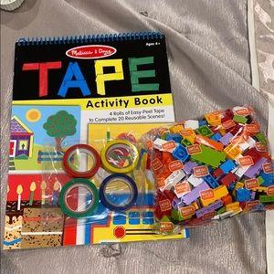 NWT children's fun activity bundle deal